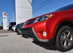 We sell the most RAV4s in the district! Come see why at http://www.miltonrubentoyota.com.