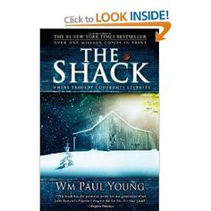 """The Shack by Wm Paul Young - """"Brilliant! One of the most faith-enhancing books I've ever read.' Bear Grylls - """"Dangerous, dangerous way to do off-the-hook theology, I love it! It's not just what happens when a theologian becomes a storyteller: it's what happens when a survivor who has experienced God tells a story. Should be required reading in theodicy classes everywhere. It will quickly become a modern classic, and it will inspire imitators. But few will match the competence of this work""""…"""