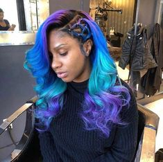Updo hairstyles of body wave 360 wig Super soft and natural wavy hair wigs lace frontal wig hairstyles ------------------------ Black Girls Hairstyles, Pretty Hairstyles, Hairstyle Ideas, Mommy Hairstyles, Everyday Hairstyles, Blond Pastel, Hair Colorful, Curly Hair Styles, Fringes