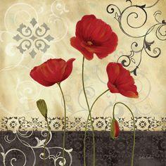 Poppy Flowers 1