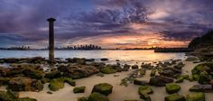 BRADLEYS BEACH • MOSMAN • SYDNEY • NSW • AUSTRALIA