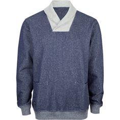 WESC Kris Mens Sweatshirt