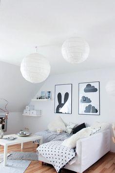 Home, Interieur, Living, Blog, At home with, Brinaa, Schwarz Weiß, Dekoration, Einrichtung, Ikea, Westwing