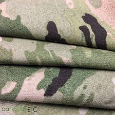 Camouflage fabric Woodland pattern 420 denier nylon 1st quality.