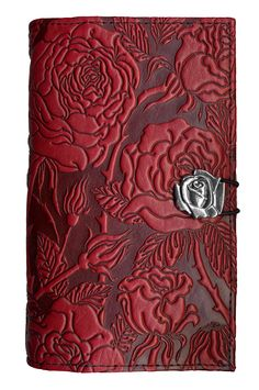 Leather Women's Wallet Wild Rose | 2 Colors