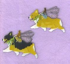 Pembroke Welsh Corgi - The Fairy Steed