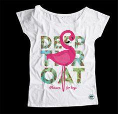 Deep throat oversize t-shirt specially for girls!  Check all SS'14 collection - www.kartelclth.pl  #deepthroat #tee #t-shirt #fashionwoman