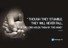 Psalm 37:24