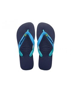 238df84b82d Havaianas Brasil Mix slippers - blauw Life Is Good