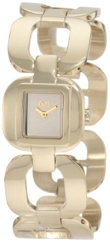 D Dolce & Gabbana Women's DW0712 Bbq Round Square Case Gold Dial Watch D Dolce & Gabbana. $169.00. 2-hand japanese quartz movement. Solid high grade stainless steel bracelet with solid stainless steel fold-over closure with hidden button safety. Water-resistant to 165 feet (50 m). Solid stainless steel case, case back and crown. Limited lifetime warranty