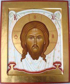 Face Icon, Byzantine Icons, Holy Mary, Religious Icons, Orthodox Icons, Tempera, Klimt, Fresco, Religion