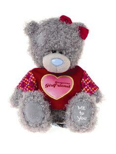 Me To You Gorgeous Girlfriend T-shirt Bear | very.co.uk