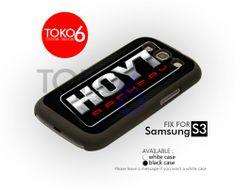 AJ 3860 Hoyt Archery Logo Design - Samsung Galaxy S III Case | toko6 - Accessories on ArtFire