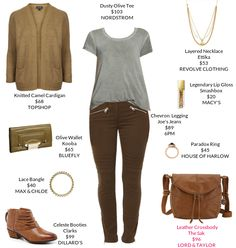 camel and olive pants inspo - My weekly outfit - https://mystylit.com