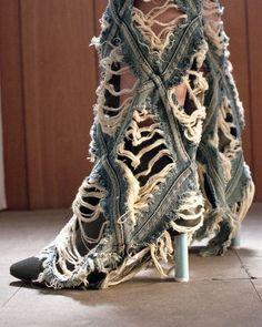 "DENIM DAYS on Instagram: ""Yay or nay? Share your thoughts! 👇🏼⠀ ⠀ #DenimDaysFestival #DenimDays #denim #blue #indigo #jeans #ADD #denimdetails #denimhead #indigoblue…"" Denim Pants, Jeans, Indigo Blue, Combat Boots, Upcycle, Thoughts, Shoes, Instagram, Fashion"