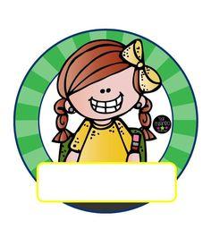Risultati immagini per melonheadz school Behavior Clip Charts, School Clipart, Clip Art, School Items, Borders And Frames, School Decorations, Binder Covers, Classroom Themes, First Day Of School
