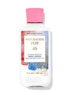 Firecracker, Fragrance Mist, Body Lotions, Vitamin E, Bath And Body Works, Diy Beauty, Shea Butter, Body Care, The Balm