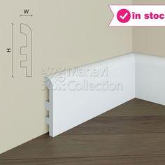 Plinta din polimer rigid S7 (2.00m) | Elegance Decor Toy Chest, Storage Chest, Cabinet, Interior, Furniture, Design, Home Decor, Clothes Stand, Decoration Home
