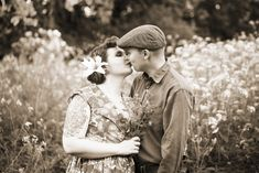 Photo by Maria Kimalle #sepia #summer #couple