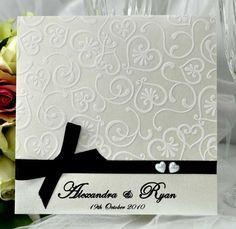 invitaciones de boda vintage!