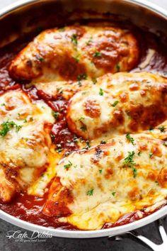 Easy Mozzarella Chic