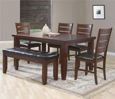 Your Table Is Waiting On Pinterest Dining Sets Bar
