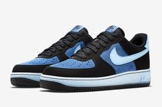 "new arrival 271e9 bbd13 Nike Air Force 1 Low ""Blue Legend"" - Air 23 - Air Jordan Release Dates,  Foamposite, Air Max, and"