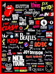 I Love Rock and Roll, Put Another Dime in the Jukebox, Baby ~~ Houston Foodlover. I Love Rock and Rock And Roll, Pop Rock, Music Artist Names, Music Artists, Black Sabath, Rock Logos, Rockband Logos, Rock Indie, Rock Band Posters