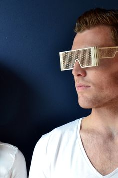 ShadE: 100% Wooden Sunglasses by Qoowl