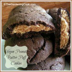 Chocolate Peanut Butter Cookie - Vegetarian/Vegan -