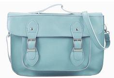 Vintage Unisex Faux Leather Large & Small Satchel/School Bag/ University Bag | eBay
