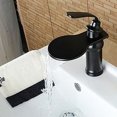Personalized Bathroom Sink Faucet Oil-rubbed Bronze Finish Single Handle http://www.tapso.co.uk/personalized-bathroom-sink-faucet-oilrubbed-bronze-finish-single-handle-p-871.html