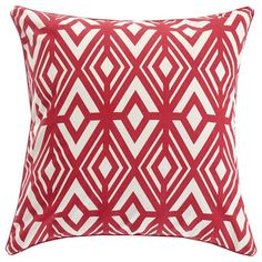 Pink Lemonade Collection - Printed Cushion/CUSHIONS/HOME ACCENTS|Bouclair.com $20