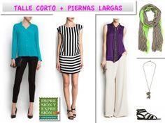 TALLE CORTO PIERNAS LARGAS/SHORT BODY LONG LEGS
