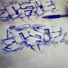 likes, 11 comments – Zcäpe Hec ( … – Graffiti World Graffiti Art, Graffiti Lettering Fonts, Graffiti Piece, Graffiti Doodles, Graffiti Designs, Graffiti Tagging, Graffiti Drawing, Graffiti Styles, Graffiti Alphabet