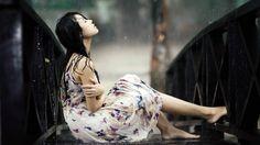 Amy In The Rain