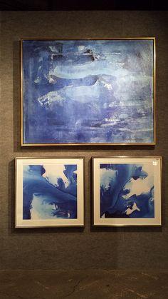 @tobifairley for @soichermarinart - Wall Art Launch Showroom Tour - Lynda Quintero-Davids #DesignOnHpmkt #HPMKT 2015