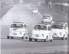 500 Abarth Racing in the 60's