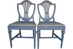 French contry chairs