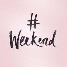 And just like that it's the weekend! What a week it's been at Tox Bar! Please remember to book your treatments in advance to avoid disappointment. We are currently booked out a few weeks in advance now. Bon Weekend, Happy Weekend, Happy Friday, Weekend Quotes, Sunday Quotes, Daily Quotes, Jolie Phrase, Vacation Quotes, Have A Happy Day