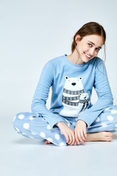 See all | Lingerie | SFERA Girls Pajamas, Pajamas Women, Pyjamas, Pjs, Nightwear, My Outfit, Lounge Wear, Graphic Sweatshirt, Comfy