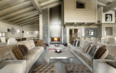 Chalet Karakorama | HomeDSGN, a daily source for inspiration and fresh ideas on interior design and home decoration.