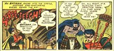 From Detective Comics 198 (1953), by Edmont Hamilton and Dick Sprang