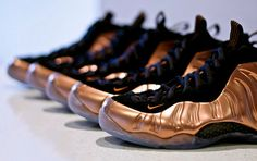 Copper Foamposites. These were one of the ones that got me wanting foams to begin with.