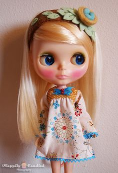 Braille, My 1972 Blonde Kenner Blythe Doll | Collectors Weekly