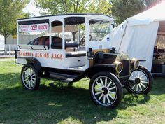 Model T Huckster
