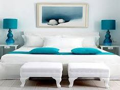 decorating with turquoise - Google Search