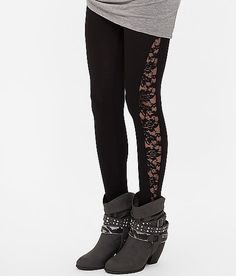 Daytrip Lace Inset Legging at Buckle.com