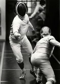 Modern fencing originated in the 18th century, in the Italian school of fencing of the Renaissance, and, under their influence, was improved by the French school of fencing. The Spanish school of fencing stagnated and was replaced by the Italian and French schools. Nowadays, these two schools are the most influential around the world.