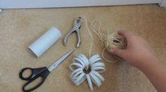 Sunday Series:  DIY Cardboard Wreath!